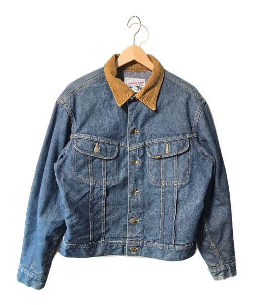 LEE(リー)LEE (リー) 【OLD】デニムジャケット インディゴ サイズ:40の古着・服飾アイテム