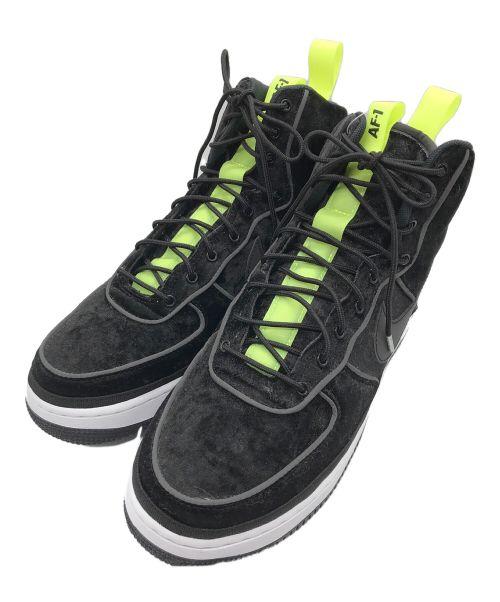 NIKE(ナイキ)NIKE (ナイキ) AF1 HIGH 07 ブラック サイズ:27cmの古着・服飾アイテム
