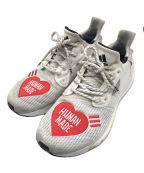 adidas()の古着「SOLAR HU」|ホワイト