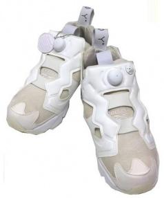 Reebok(リーボック)の古着「INSTA PUMP FURY SB PONY PACK S」|ホワイト