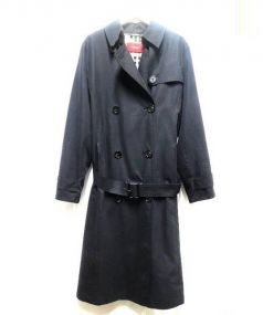 BURBERRY LONDON(バーバリーロンドン)の古着「トレンチコート」|ブラック