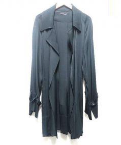 THE_ROW(ザ ロウ)の古着「テロンチコート」|ブラック