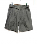 Toujours(トゥジュール)の古着「Gurkha Shorts」|カーキ