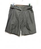 Toujours(トゥジュー)の古着「Gurkha Shorts」|カーキ