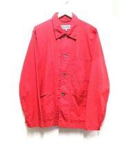 Engineered Garments(エンジニアードガーメンツ)の古着「ミリタリーカバーオール」 レッド