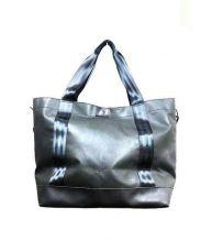 DEFY BAGS(デフィーバックス)の古着「トートバッグ」 ブラック