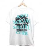 ANTI SOCIAL SOCIAL CLUB(アンチソーシャルソーシャルクラブ)の古着「F&F TEE」 ホワイト