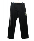 SUPREME × UNDERCOVER(シュプリーム × アンダーカバー)の古着「パブリックエネミーワークパンツ」
