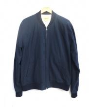DE BONNE FACTURE(デボンファクチュール)の古着「ジャケット」|ネイビー