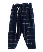 Edwina Horl(エドウィナホール)の古着「WIDE PANTS」
