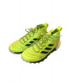 adidas×GOSHA RUBCHINSKIY(アディダス×ゴーシャラブチンスキー)の古着「Copa Mid Pk」|イエロー