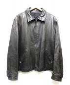 agnes b homme(アニエスベーオム)の古着「レザージャケット」