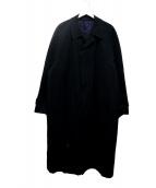 COMMEdesGARCONSHommePlus(コム デ ギャルソン オム プリュス)の古着「ステンカラーコート」