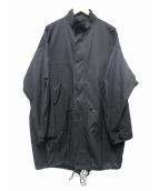 LUI'S(ルイス)の古着「ビッグモッズコート」