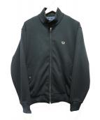 FRED PERRY(フレッドペリー)の古着「Jersey Harrington Jacket」