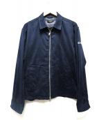 BLACK LABEL CRESTBRIDGE(ブラックレーベルクレストブリッジ)の古着「ジップアップジャケット」