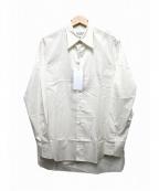 Maison Margiela10(メゾンマルジェラ10)の古着「ラペルシャツ」
