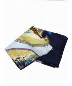 HERMES(エルメス)の古着「カレ90シルクスカーフ」