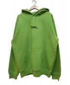 Supreme(シュプリーム)の古着「タグロゴフーデットスウェットシャツ」