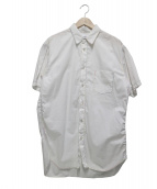COMME des GARCONS SHIRT(コム デ ギャルソン・シャツ)の古着「半袖シャツ」