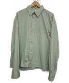 UNUSED(アンユーズド)の古着「ロングスリーブシャツ」