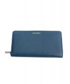 DOLCE & GABBANA(ドルチェ&ガッバーナ)の古着「長財布」|ブルー