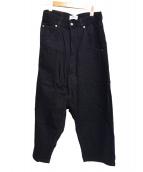 KIDILL(キディル)の古着「ハカマデニムパンツ」