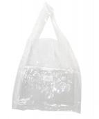 Maison Margiela(メゾンマルジェラ)の古着「PVCトートバッグ」