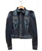 DSQUARED2(ディースクエアード)の古着「デニムジャケット」|インディゴ