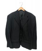 COMME des GARCONS Homme Plus(コムデギャルソンオムプリュス)の古着「再構築テーラードジャケット」|ブラック
