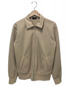 COMME des GARCONS Homme Plus(コムデギャルソンオムプリュス)の古着「ジップジャケット」|ベージュ