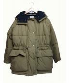 ISABEL MARANT ETOILE(イザベルマラン エトワール)の古着「中綿コート」|カーキ
