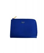 CELINE(セリーヌ)の古着「コインケース」 ブルー