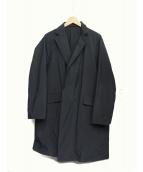 TEATORA(テアトラ)の古着「インデックスチェスター デュアルサーモ」|ブラック