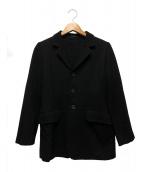 Y's(ワイズ)の古着「ウールジャケット」|ブラック
