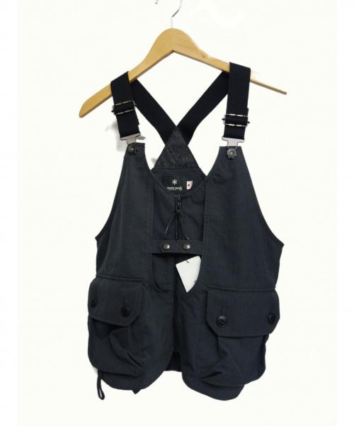 SNOWPEAK(スノーピーク)SNOWPEAK (スノーピーク) タキビベスト グレー サイズ:JAPAN S 未使用品 JK-18AU013  参考定価¥32.000+TAXの古着・服飾アイテム