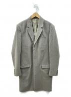 ALL SAINTS(オールセインツ)の古着「チェスターコート」 グレー