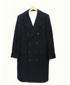 N4(エヌフォー)の古着「ポロコート」 ブラック