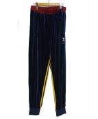 adidas originals × BED J.W. FORD(アディダスオリジナルス × ベッドフォード)の古着「トラックパンツ」|ネイビー