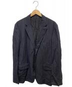 COMME des GARCONS HOMME(コムデギャルソンオム)の古着「テーラードジャケット」|ネイビー