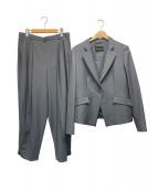 EMPORIO ARMANI(エンポリオアルマーニ)の古着「セットアップスーツ」 グレー