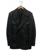 Jean Paul GAULTIER(ジャンポールゴルチェ)の古着「ダブルジャケット」|グレー