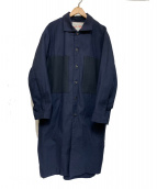 NATAL DESIGN(ネイタルデザイン)の古着「コート」 ネイビー
