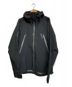 MARMOT(マーモット)の古着「アルピニストジャケット」|ブラック