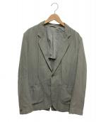 Maison Margiela10(メゾンマルジェラ10)の古着「コットンジャケット」|グレー