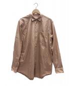 COMOLI(コモリ)の古着「長袖シャツ」 ピンク