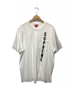 Supreme(シュプリーム)の古着「コントラストステッチポケットティー」|ホワイト
