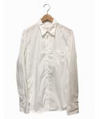 Martin Margiela 10(マルタンマルジェラ10)の古着「レギュラーシャツ」|ホワイト