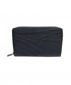 ISSEY MIYAKE MEN(イッセイミヤケメン)の古着「長財布」|ブラック