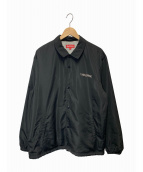 Supreme(シュプリーム)の古着「1-800コーチジャケット」|ブラック
